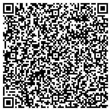 QR-код с контактной информацией организации Partysons Creative Agency