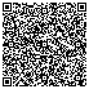 QR-код с контактной информацией организации УкрФранс, ООО