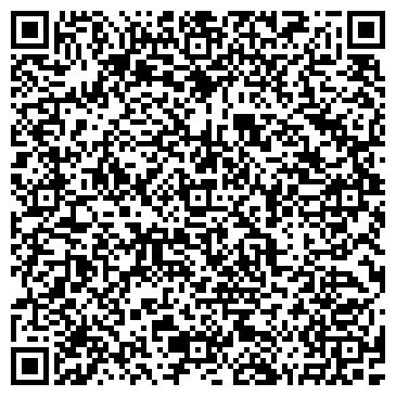 QR-код с контактной информацией организации Голубая Фишка (Blue Chip), ЧП