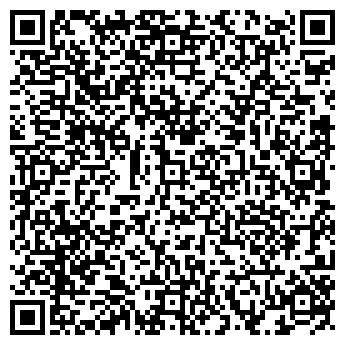 QR-код с контактной информацией организации Франч, ООО