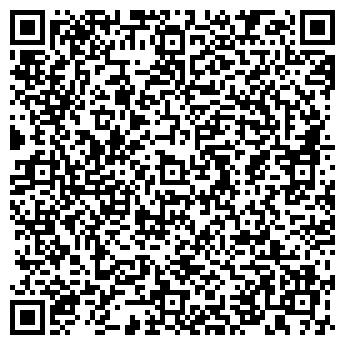 QR-код с контактной информацией организации Shop Admin, ООО
