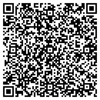 QR-код с контактной информацией организации QNet (КьюНет), ИП