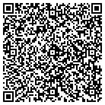 QR-код с контактной информацией организации Базарбаева, ИП