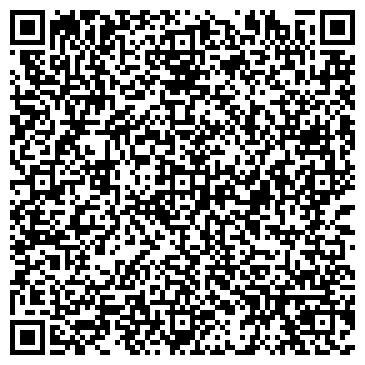 QR-код с контактной информацией организации InterCon (Интеркон), ИП