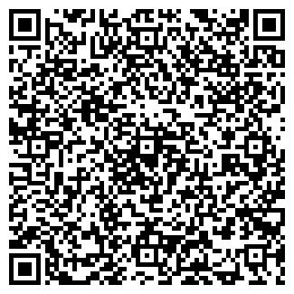 QR-код с контактной информацией организации Агентство BIK