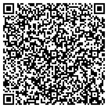 QR-код с контактной информацией организации ОДО Барк