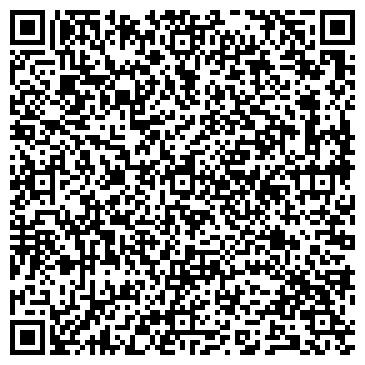 QR-код с контактной информацией организации ООО «Дизайн-Центр»