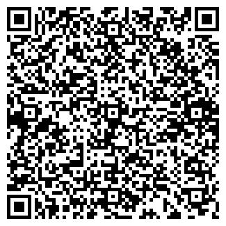 QR-код с контактной информацией организации Maxi