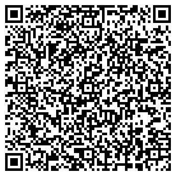 QR-код с контактной информацией организации Print Studio