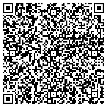 QR-код с контактной информацией организации Рекламное агентство «ARIS»