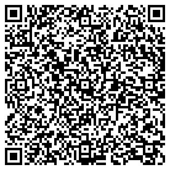 QR-код с контактной информацией организации Шоколадия