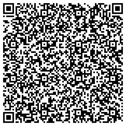 QR-код с контактной информацией организации Центр охраны труда и промышленной безопасности научно-образовательный