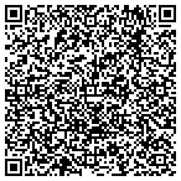 QR-код с контактной информацией организации КВН Белорусский молодежное ОО