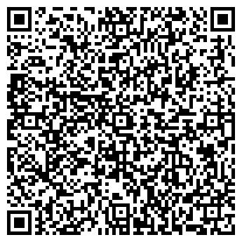 QR-код с контактной информацией организации Асобны, ПТЧУП