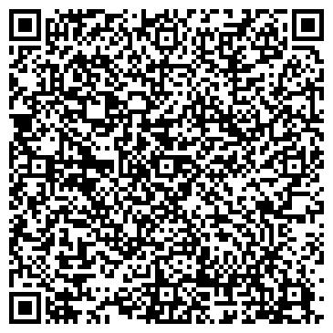 QR-код с контактной информацией организации Студия Дизайн и полиграфия