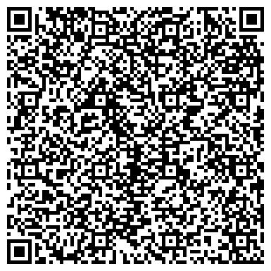 QR-код с контактной информацией организации ЛеонКлуб рекламно-информационное, ЧУП