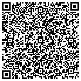 QR-код с контактной информацией организации Интерфаундри, ОДО