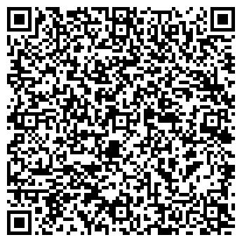 QR-код с контактной информацией организации Резолюте Степс, ООО