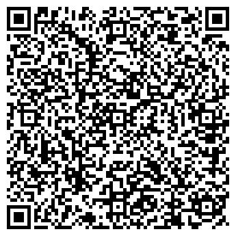 QR-код с контактной информацией организации SENS PRINT