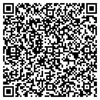 QR-код с контактной информацией организации АК-DESIGN