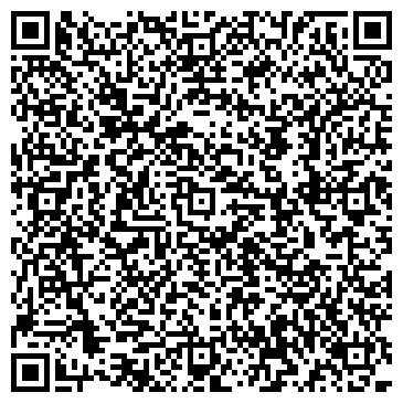 QR-код с контактной информацией организации Субъект предпринимательской деятельности Дизайн-студия «Гагарин»