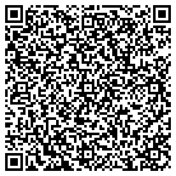 QR-код с контактной информацией организации Субъект предпринимательской деятельности Типография Парус-принт