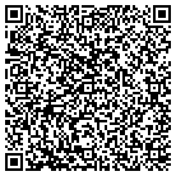QR-код с контактной информацией организации Типография Каштан