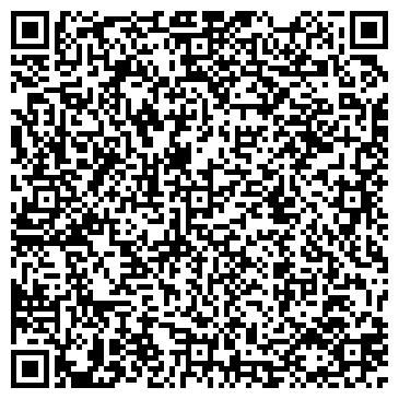 QR-код с контактной информацией организации Общество с ограниченной ответственностью Альфаполиграф