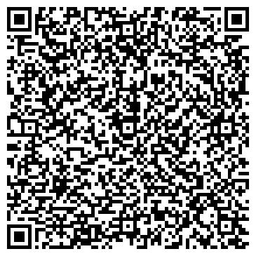 QR-код с контактной информацией организации Субъект предпринимательской деятельности Фабрика багетных рам «ВАДАНС»
