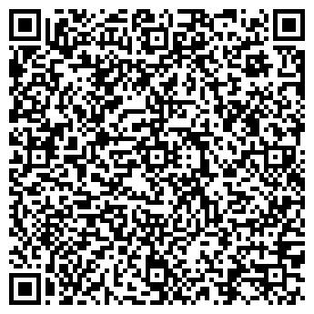 QR-код с контактной информацией организации Частное предприятие Delina
