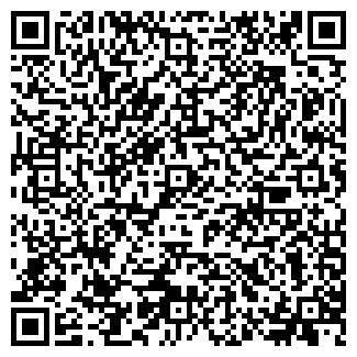 QR-код с контактной информацией организации PromoArt