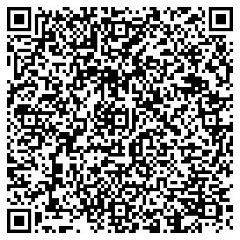 QR-код с контактной информацией организации РА Рекламный Кот