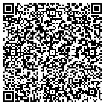QR-код с контактной информацией организации Пятый троллейбус