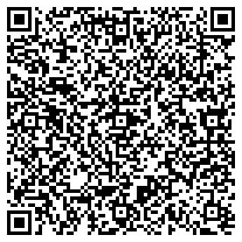 QR-код с контактной информацией организации ТОВ Типография Graf-X