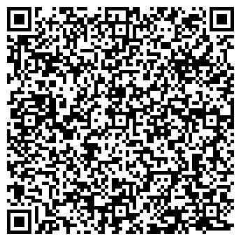 QR-код с контактной информацией организации ТехКард-Сервис, ООО
