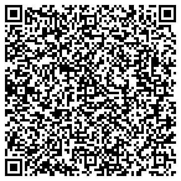 QR-код с контактной информацией организации Pixels, дизайн студия
