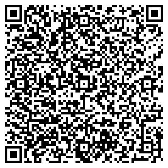 QR-код с контактной информацией организации Тенты Катран, ООО