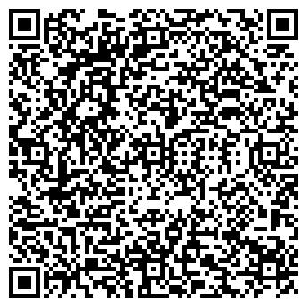 QR-код с контактной информацией организации «Art-face»