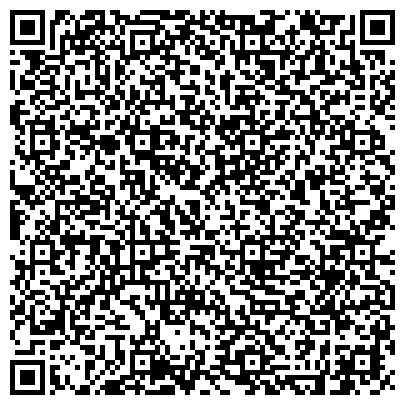 """QR-код с контактной информацией организации Студия интерьерной фотопечати """"BIS"""""""