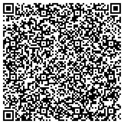 QR-код с контактной информацией организации Барва, студия широкоформатной печати, ЧП
