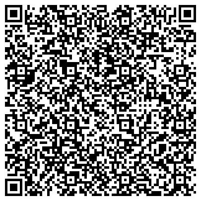 QR-код с контактной информацией организации Полиграфические салоны Белый кролик,ООО