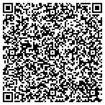 QR-код с контактной информацией организации Виолли дизайн-студия, СПД