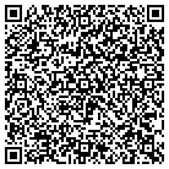 QR-код с контактной информацией организации ХайТекСити, СПД