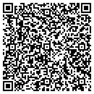QR-код с контактной информацией организации Виктовет