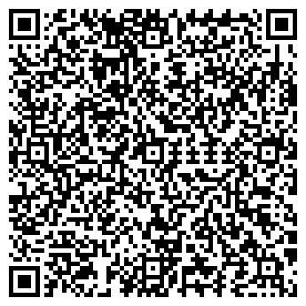 QR-код с контактной информацией организации МИР, ИП