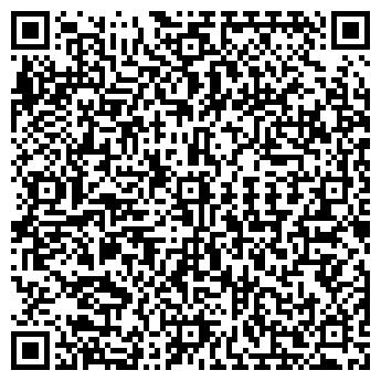 QR-код с контактной информацией организации ATANET, ТОО
