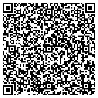 QR-код с контактной информацией организации ВРЕМЯ-ПРИНТ, ТОО