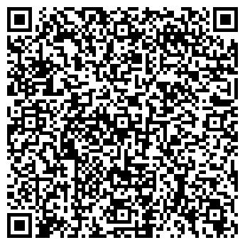 QR-код с контактной информацией организации Кристина, IT-Студия