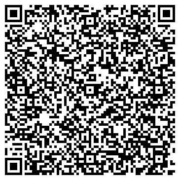 QR-код с контактной информацией организации Полиграфия Nur (Нур), ИП