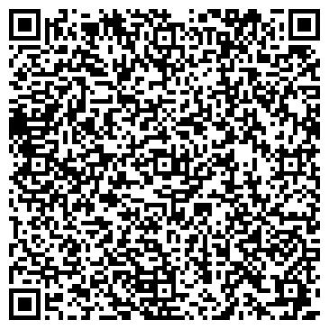 QR-код с контактной информацией организации Panda (Панда) рекламное агентство, ТОО